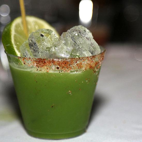 Green Juice Margarita
