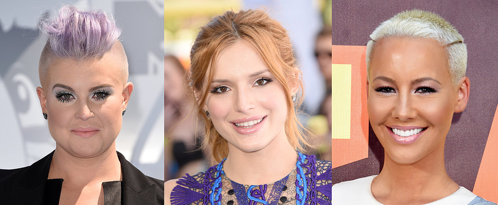 See Every Trendy Beauty Look From the MTV Movie Awards