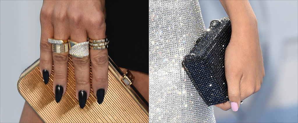 Zoom In on the Chicest Manicures From the MTV Movie Awards