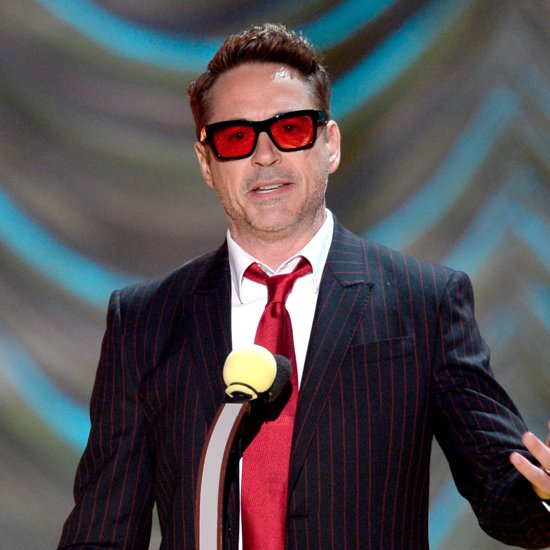 Robert Downey Jr. MTV Movie Awards Speech 2015