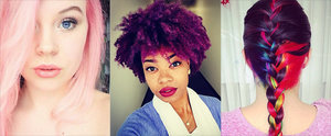 98 Real Girls Who Dare to Rock Rainbow Hair