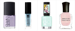 Dip Your Digits in Perfect Pastel Polishes For Spring