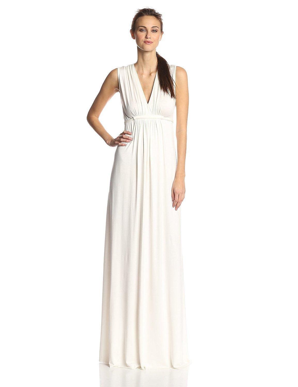 White Maxi Dresses For Women