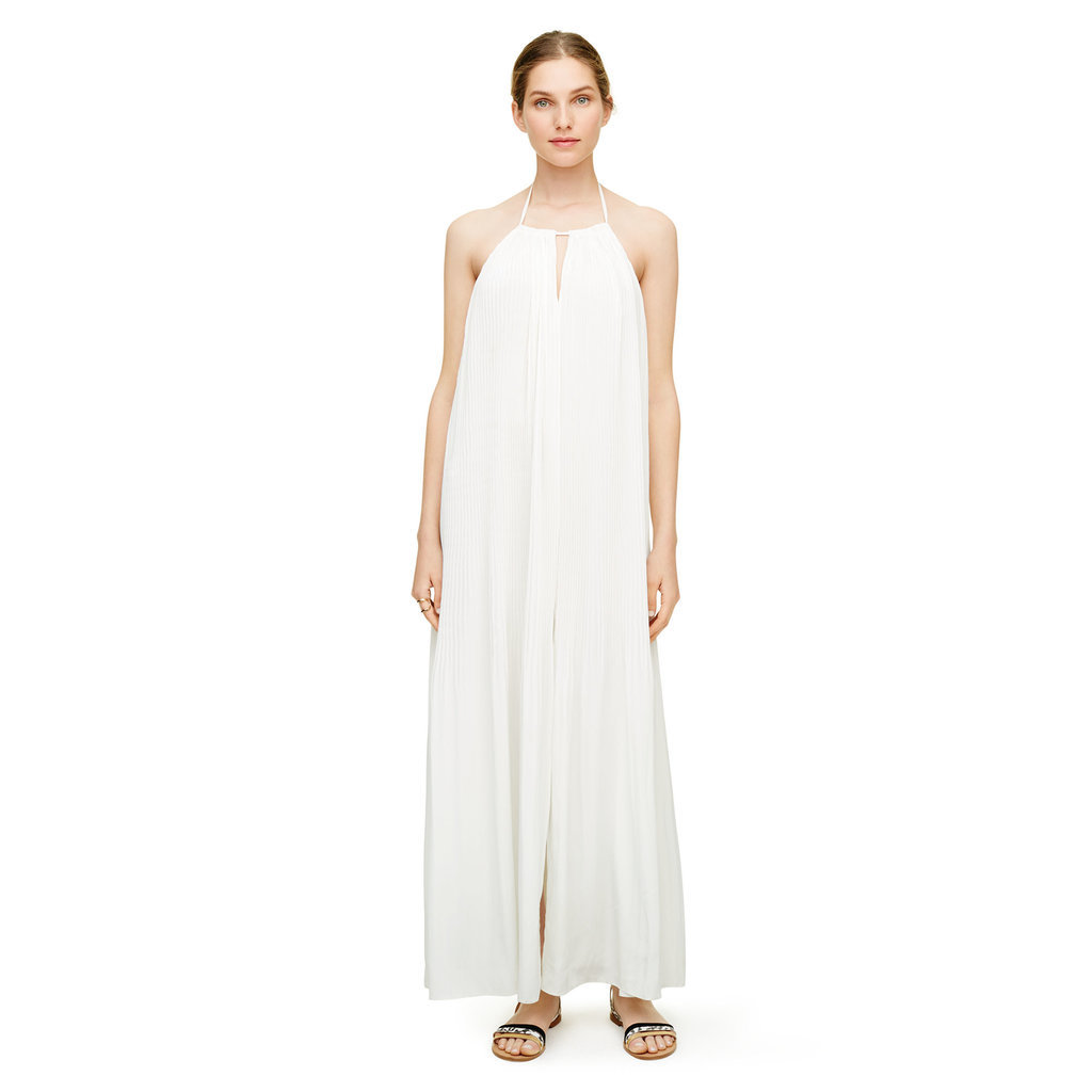Club Monaco Cassidy Pleated Maxi Dress ($389)
