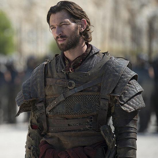 Michiel Huisman as Daario Naharis on Game of Thrones | GIFs