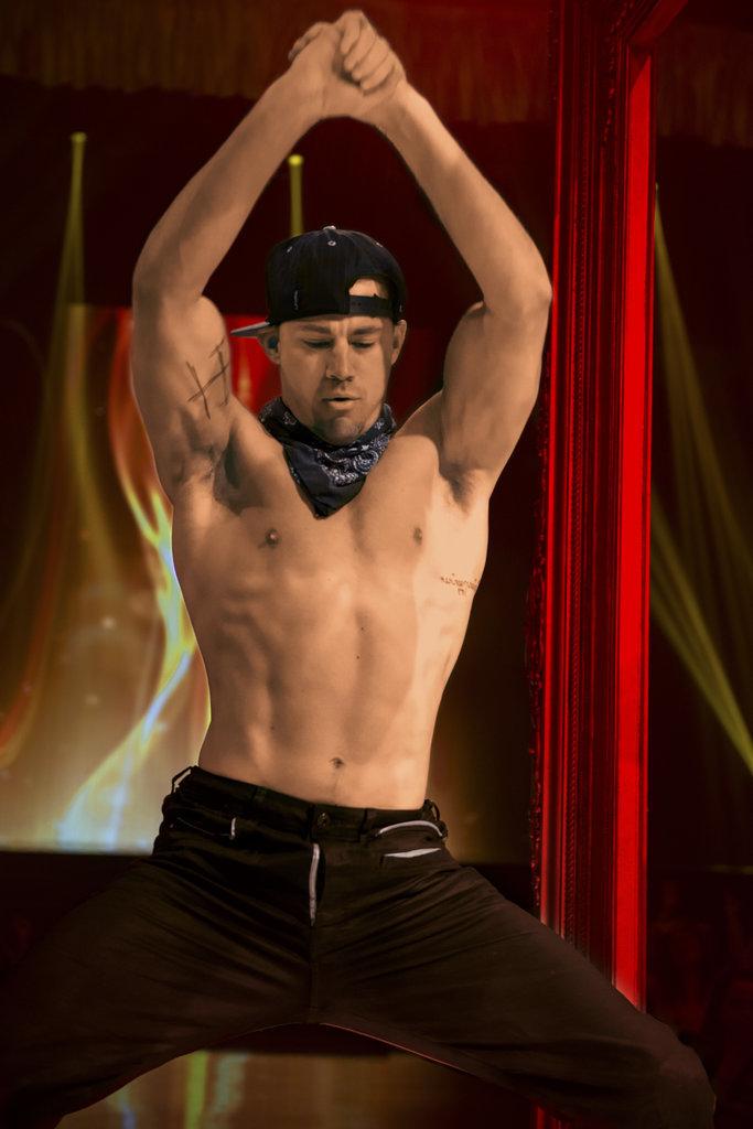 Channing Tatum, Magic Mike XXL