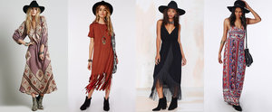 These Boho Dresses Will Get You in the Mood For Festival Season