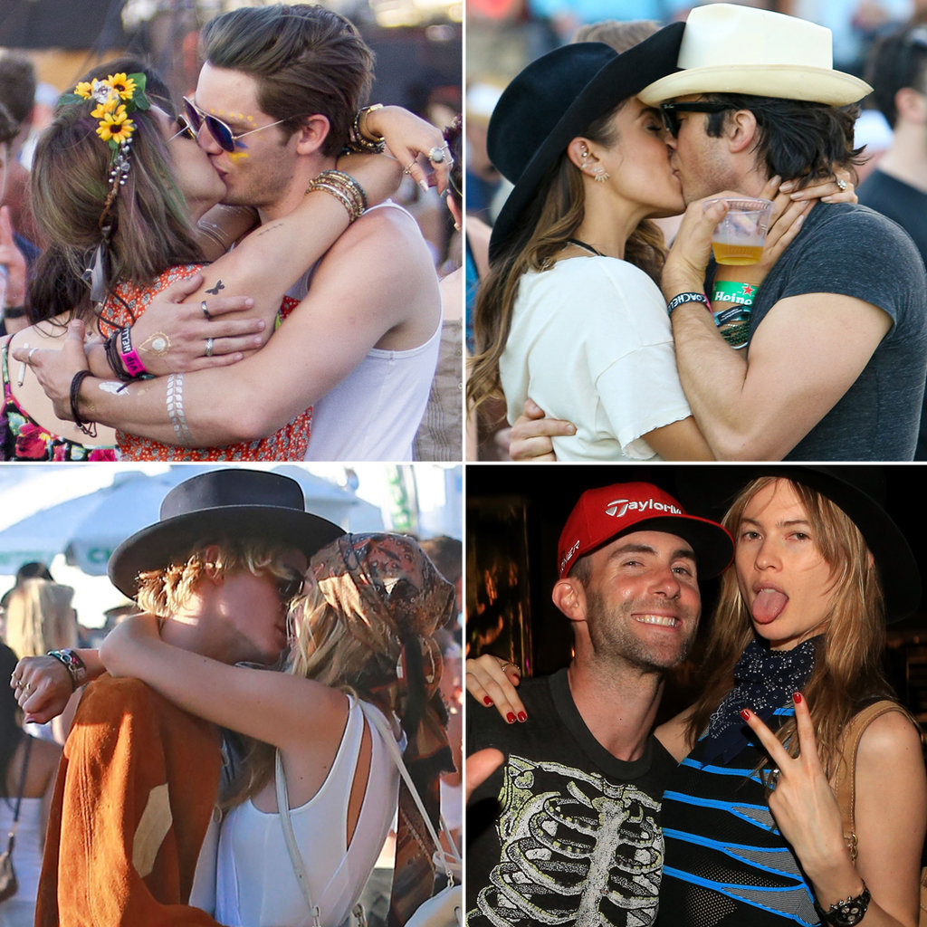 Check out the cutest Coachella couples who totally rocked it this year