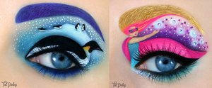 Your Jaw Will Drop Over This Makeup Artist's Tiny Masterpieces