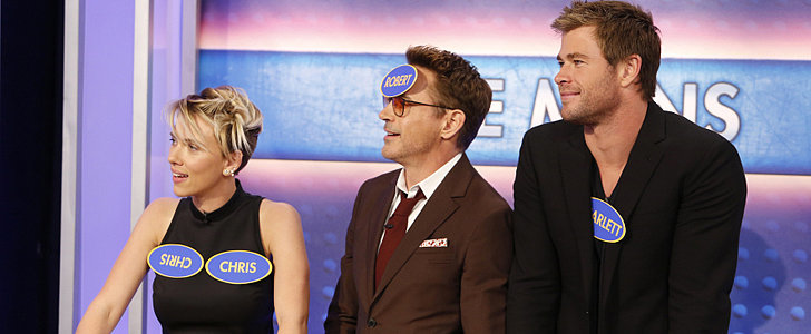 The Avengers Are Great at Many Things, but Family Feud Is Not One of Them