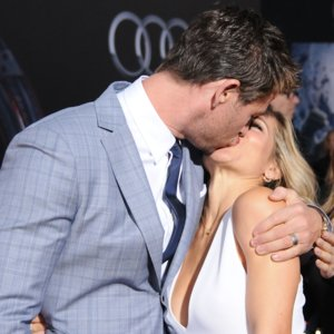 Sexy Celebrity Pictures at Avengers Age of Ultron Premiere