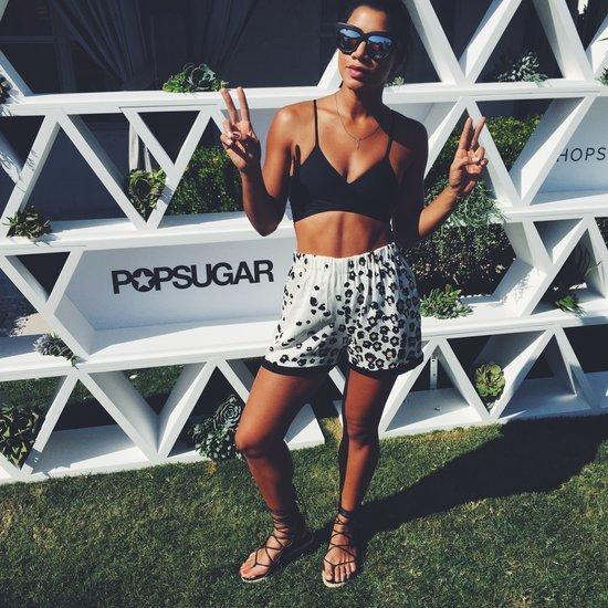 Hannah Bronfman Coachella Diary 2015