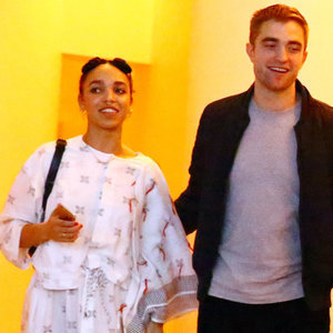 Video of Robert Pattinson and FKA Twigs Dancing at Coachella