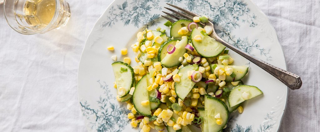 Embrace Fresh Produce With a Perfect Springtime Cucumber-Corn Salad