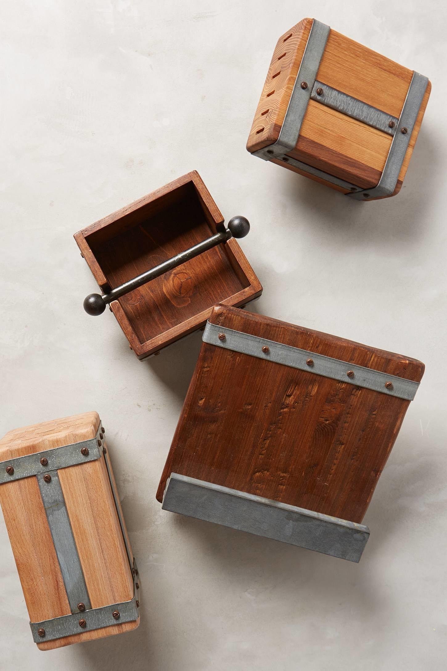 Steamer Trunk Kitchen Collection