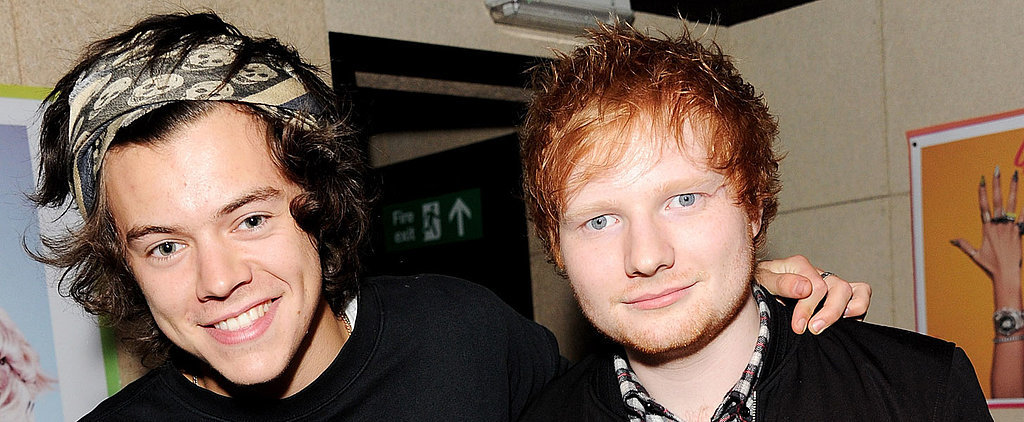 Ed Sheeran on Harry Styles' Penis: It's Definitely Not Little