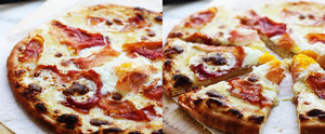 Add a Little Taste of France With a Croque Madame Pizza