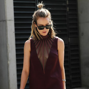 Beauty Street Style Trends at 2015 MBFWA Fashion Week