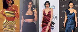 8 Times Kylie Jenner and Kim Kardashian Basically Wore the Same Outfit