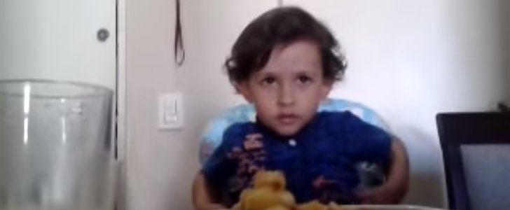 This Little Boy's Stance on Vegetarianism Will Make Your Heart Melt