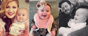 See Frame-Worthy Photos of Kelly Clarkson's Ridiculously Adorable Daughter, River