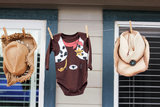 A Cowboy-Themed Baby Shower Filled With DIY Touches