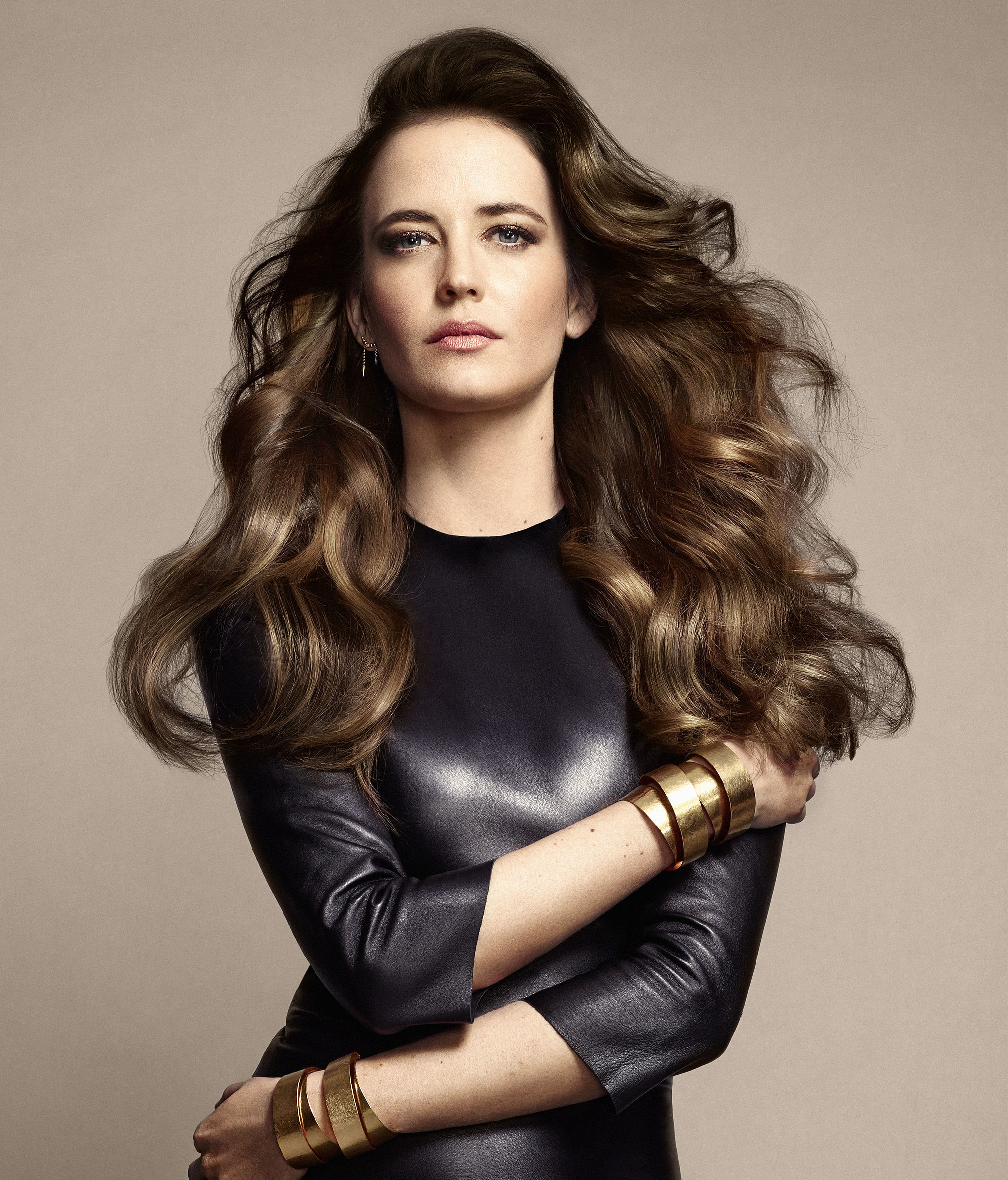 Eva Green, Post-Bronde | Brunettes, Here's How to Test-Drive Going ... Eva Green