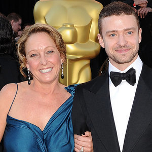 Justin Timberlake's Mum Reacts to Baby Silas News