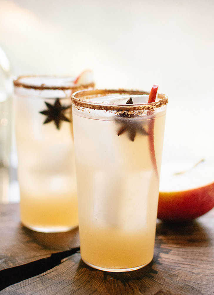Spiced Apple Margarita