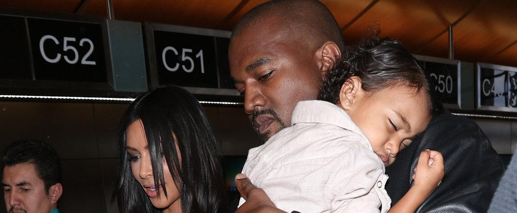 Forget Mom and Dad, North West Tells Her Shoes Good Night