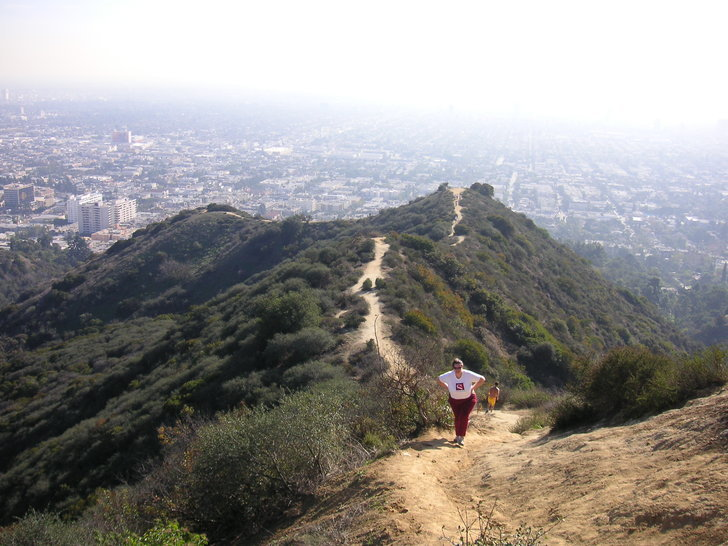 8 Best Hiking Trails For Celeb Sightings – CBS Los Angeles