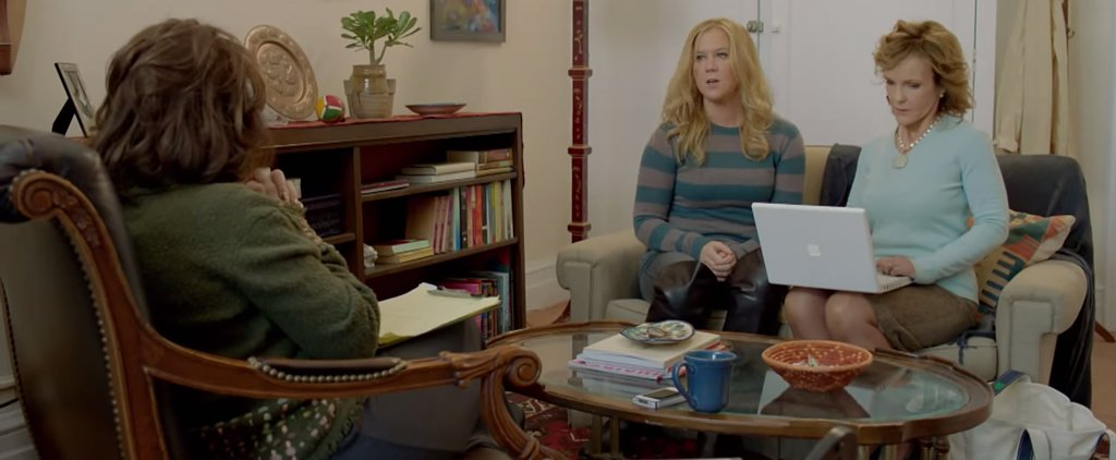 Amy Schumer Helping Her Mom on the Computer Is ALL of Us