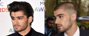 Zayn Malik Just Got a #QuarterLifeCrisis Haircut