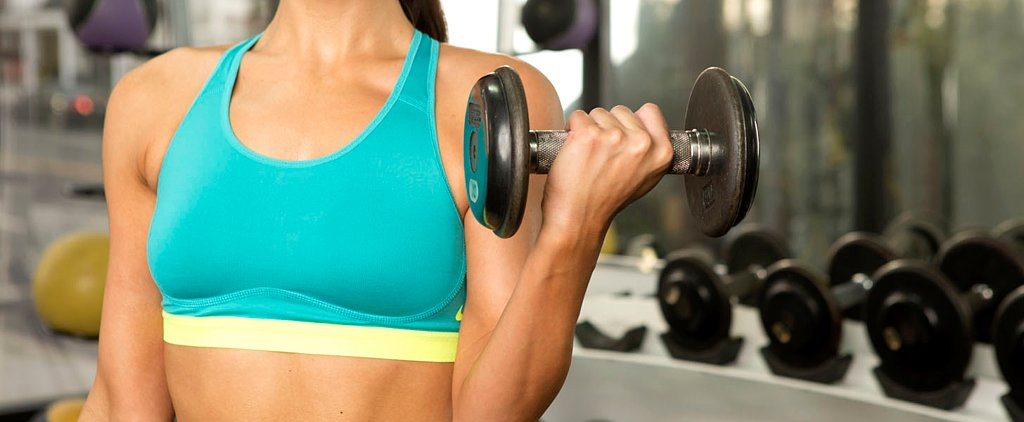 POPSUGAR Shout Out: The Trick to Know If You Should Lift Heavier Weights
