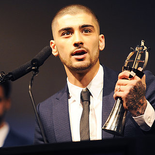 Zayn Malik's Acceptance Speech at the Asian Awards | Video