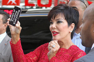 Can You Guess What Kris Jenner's Ringtone Is?