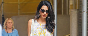 Amal's Perfect Weekend Look Will Make You Hate Whatever You're Wearing