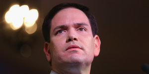 Marco Rubio: Being Gay Is Not A Choice
