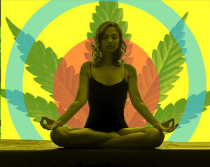"Pot Yoga—a.k.a. ""Yoganja""—Is a Thing That Exists"