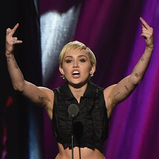 Miley Cyrus's Armpit Hair