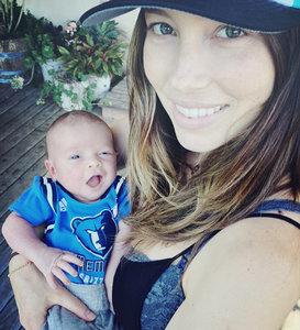 Meet Justin Timberlake & Jessica Biel's Baby Silas!