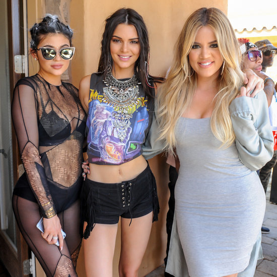 Kylie Jenner at Coachella 2015 | Pictures