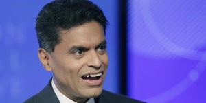 We Need The Liberal Arts More Than Ever In Today's Digital World, Fareed Zakaria Says