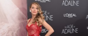 Blake Lively on Why We Should All Embrace Growing Old