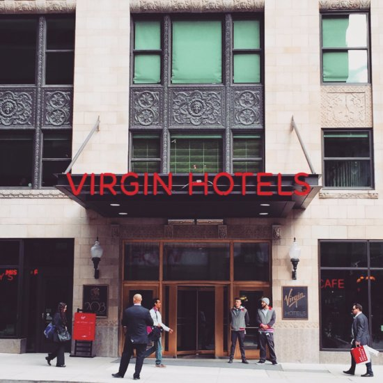 New Virgin Hotels Chicago