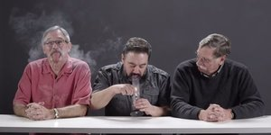 Three Ex-Cops Smoke Marijuana On Camera, Give Their Real Thoughts On Prohibition