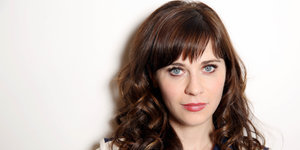 Zooey Deschanel Wants You To Stop Calling Her 'Adorkable'