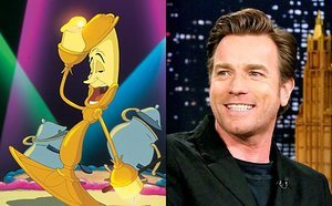 Ewan McGregor To Play Lumiere In 'Beauty And The Beast'