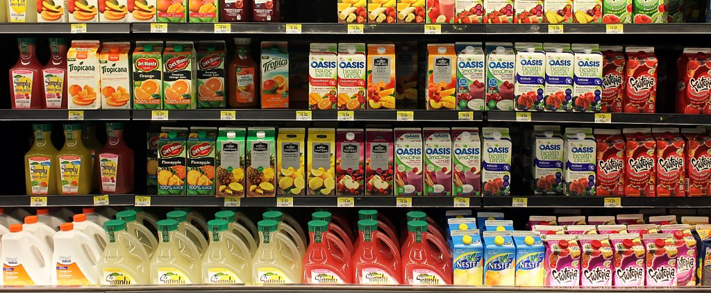 The Healthiest Bottled Fruit Juices