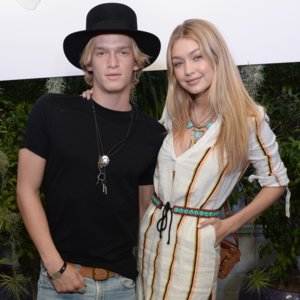 Cody Simpson McDonald's Vouchers For Gigi Hadid's Birthday